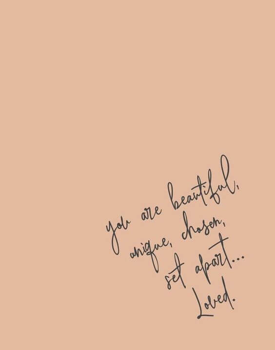aesthetic quote for her to smile