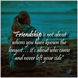 friendship reality quote