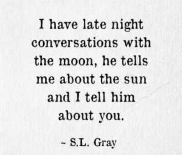 I miss you like the sun misses the moon quote for him-her