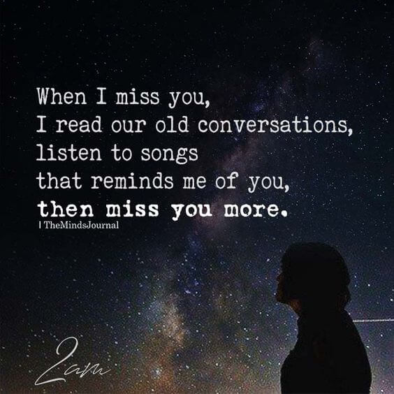 miss you more quote