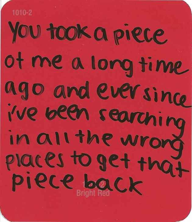 Reuniting with an old love quotes
