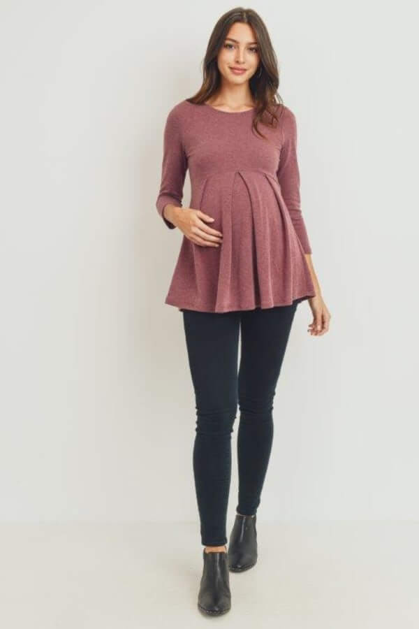 waist top outfit