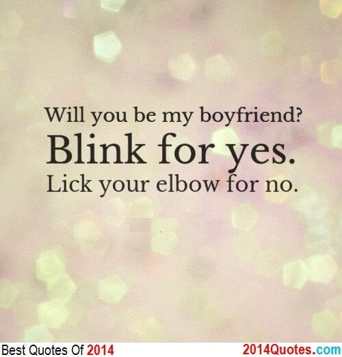 flirty question for him