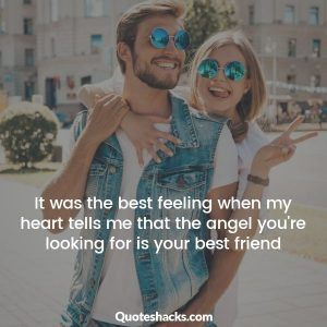 cute best friend quote image