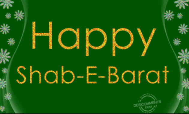 happy shab e barat background image