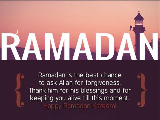 ramadan forgiveness message
