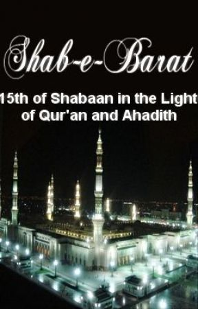 shab e barak 15th shaban islamic image