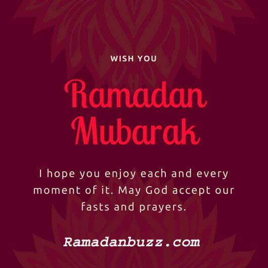 message image wishing a muslim ramadan mubarak