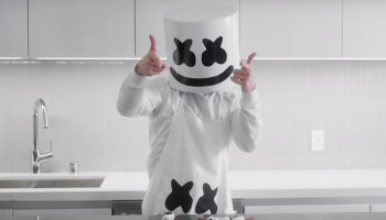 Watch Marshmello & Logic's 'Everyday' Video | Entertainment Rocks