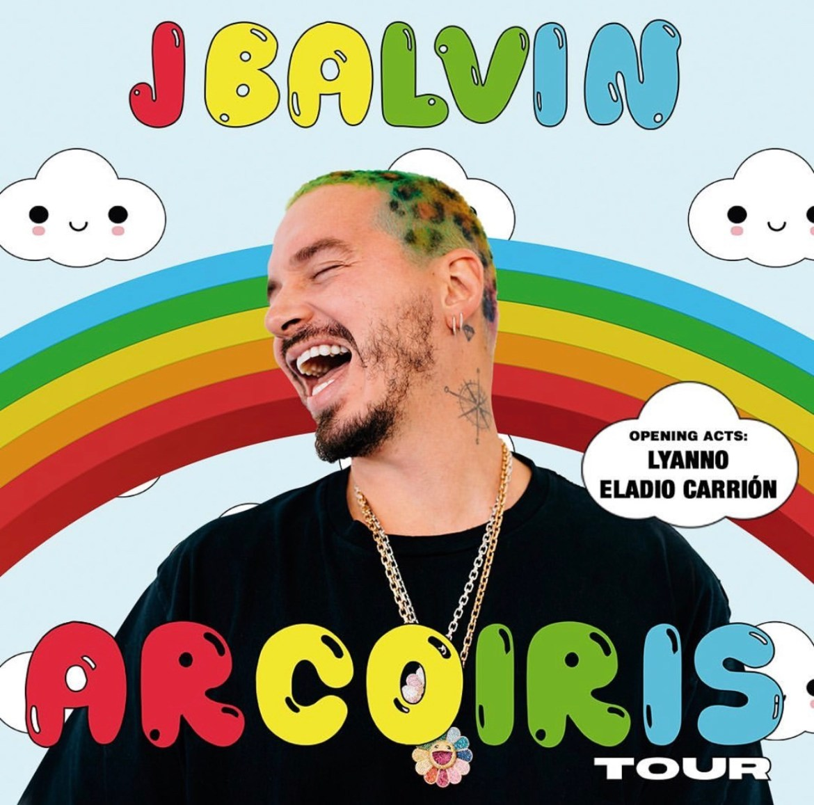b68648c6ef579 J Balvin Announces 2019  Arcoiris  North American Tour ...