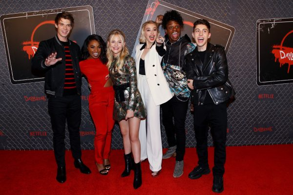 Netflix S Daybreak World Premieres At New York Comic Con Entertainment Rocks Gregory born under the aries horoscope as gregory's birth date is april 12. netflix s daybreak world premieres at