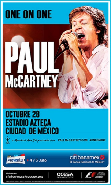 Paul McCartney 2017 (Flyer)