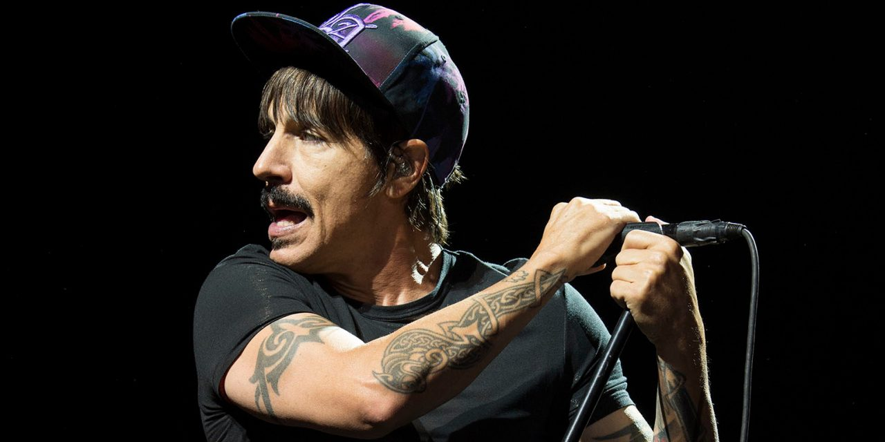 "Red Hot Chili Peppers declara su ""amor"" por México"