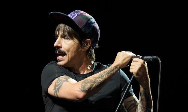 "Red Hot Chili Peppers declara su ""amor"" por México"