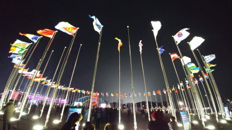 PyeongChang 2018 14 (Foto Tomada de FB Olympic)