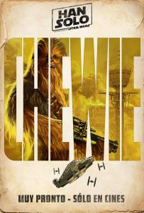 Star Wars - Han Solo - Chewbacca