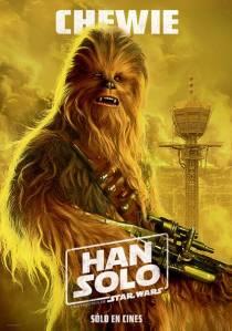 Han Solo - Una Historia de Star Wars - Chewie