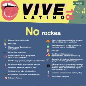 Vive Latino 2018 - Lo que No Rockea