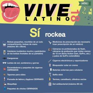 Vive Latino 2018 - Lo que Sí Rockea