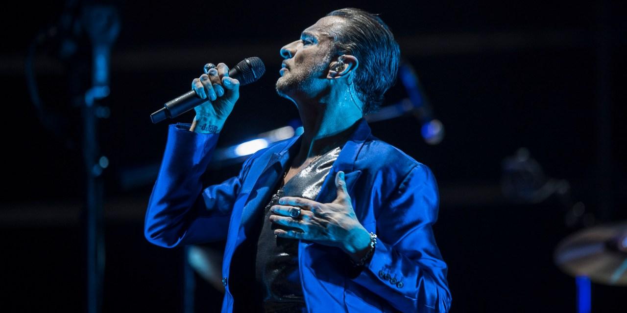 Depeche Mode desata la euforia en el Foro Sol