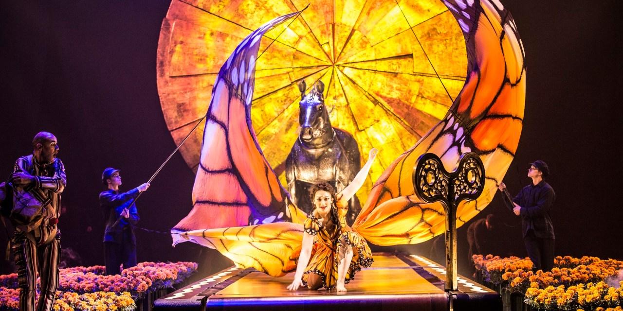 'Luzia', el regreso de Cirque du Soleil a México