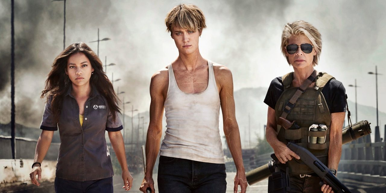 Revelan la primera foto de 'Terminator'
