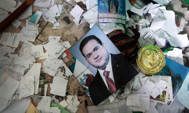Félix Márquez: Testigo de la violencia