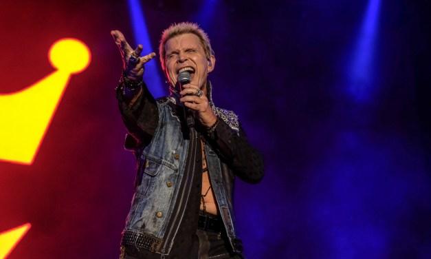 Tecate Coordenada | Billy Idol hace rockear a GDL