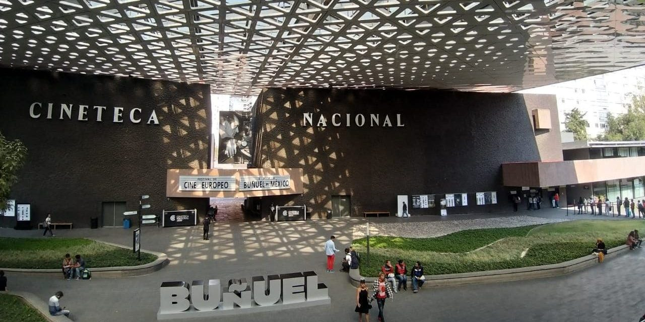 ¡La Cineteca Nacional llega a sus 46!