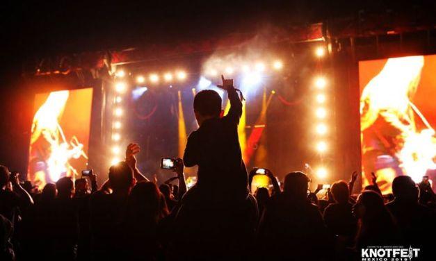 Compensarán a asistentes de Knotfest 2019