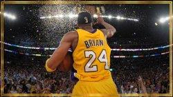 Lakers rinde tributo a Kobe Bryant