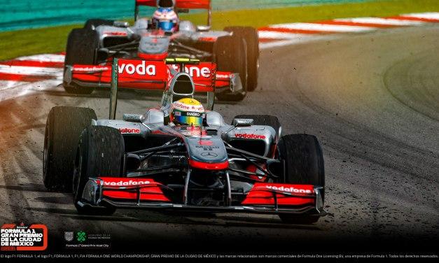 El Gran Premio de México 2021 ya tiene fecha