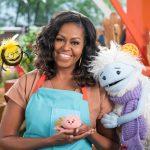 Cocina con Waffles, Mochi y Michelle Obama