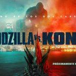 Godzilla vs. Kong ya llegó, pero uno caerá