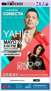 Yahir y Chucho Rivas