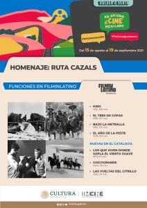 Ruta Cazals - FilminLatino