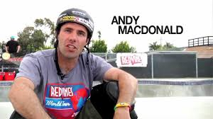 Andy Macdonald younger photo one at youtube.com