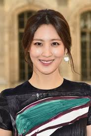 Claudia Kim younger photo two at imdb.com