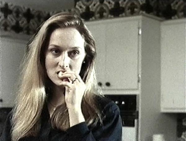 Meryl Streep first movie:  The Deadliest Season