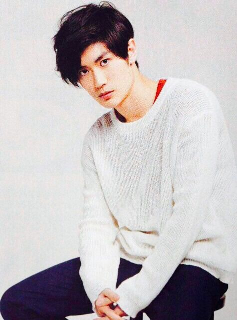 Haruma Miura younger photo one at pinterest.com
