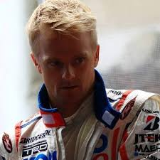 Heikki Kovalainen younger photo one at twitter.com
