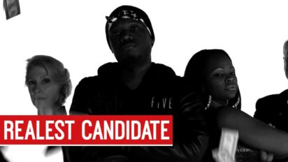 Michael Che first movie: The Realest Candidate