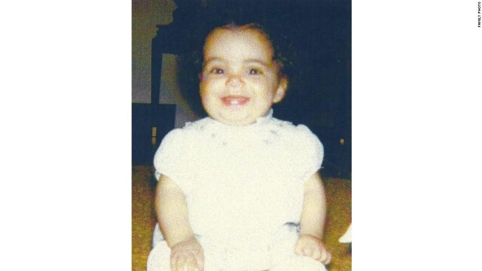 Michaela Pereira kindertijd foto een via cnn.com