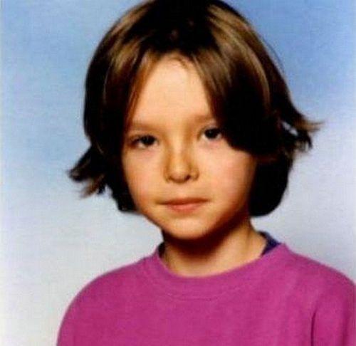 Tom Kaulitz, foto de infancia uno en pinterest.com