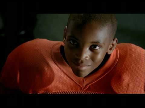 Ladanian Tomlinson childhood photo one at youtube.com