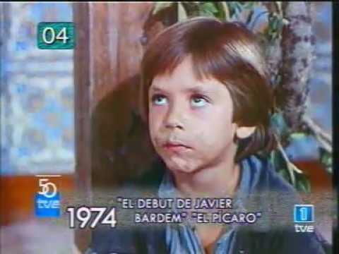 Javier Bardem Erster Film:  El pícaro