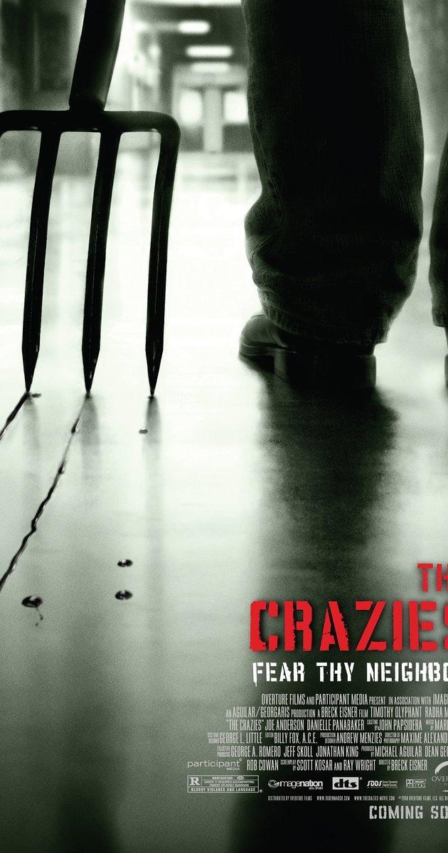 Pierce Gagnon Erster Film:  The Crazies