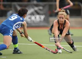 Ella Gunson - the beautiful, cute,  hockey player  with New-Zealander roots in 2018