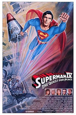 Jayne Brook first movie:  Superman IV: The Quest for Peace