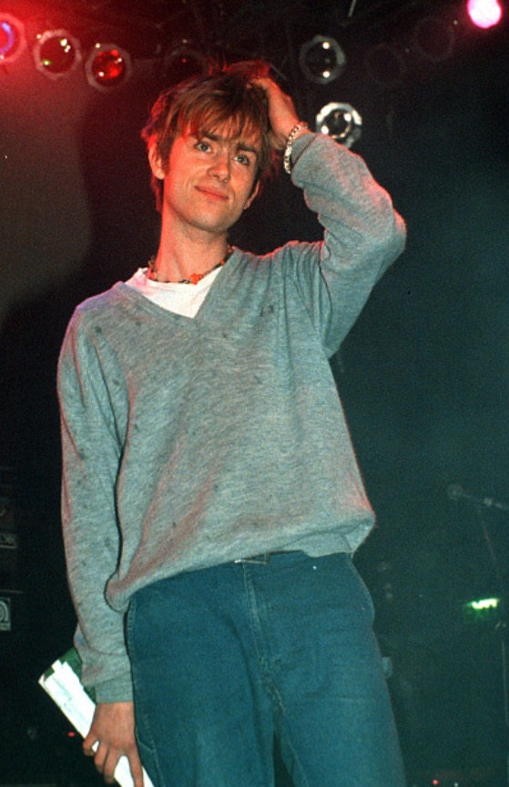Damon Albarn younger photo one at pinterest.com